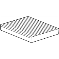 Honda Insight Cabin Air Filter - 80292-TBA-A11