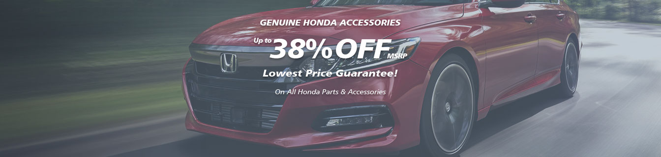 Genuine Accord Hybrid accessories, Guaranteed lowest prices